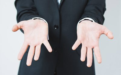 Auf der Bühne: Wohin mit den Händen