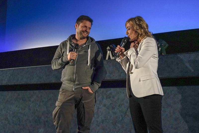 Christian-Tasche Filmpreis-Gala Unna, Regisseur Peter Thorwarth, Sabine Ziemke