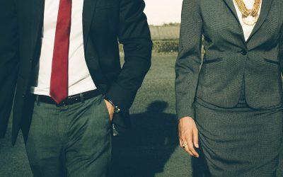 Business-Mode: Black is back und war nie weg