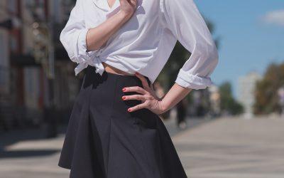 Business-Outfit für die heißen Tage